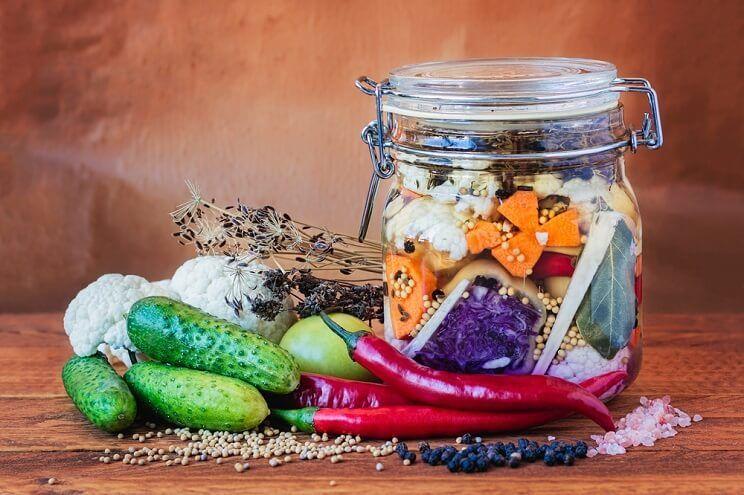 🌽 infolettre #70 – les légumes lacto-fermentés 🌽